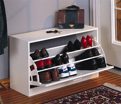 Moderno Muebles De Zapatos Patrón - Muebles Para Ideas de Diseño de ...