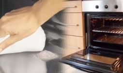Limpiar horno Bicarbonato El Vesubio