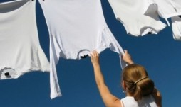 Lavar ropa bicarbonato el Vesubio
