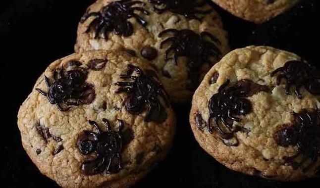 galletas arañas-el vesubio