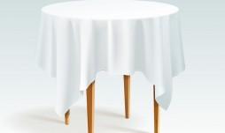mantel blanco-El Vesubio