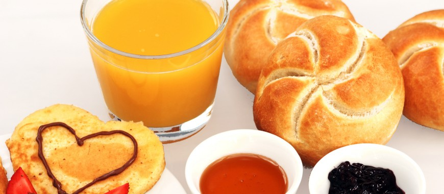 desayuno romántico - sodas el vesubio