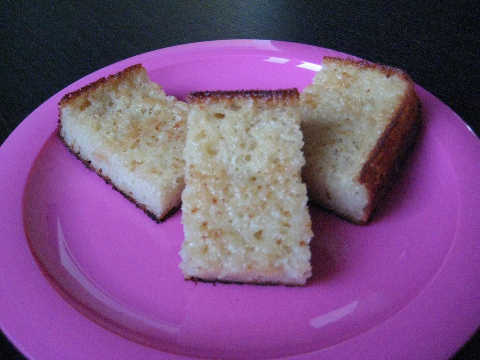 Bizcocho de queso quark (2)