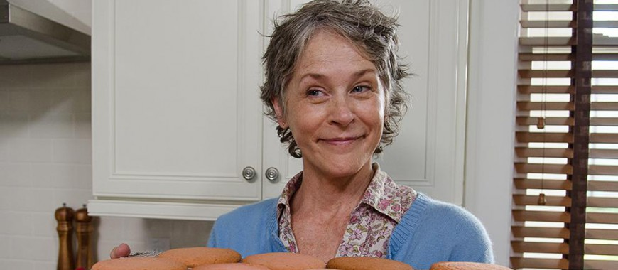 carol-galletas walking dead