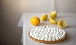Tartaletas merengue y limón sin gluten