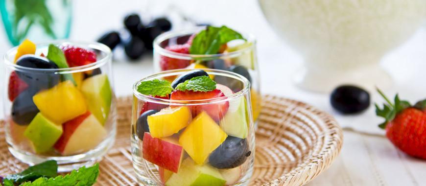 Receta el vesubio c ctel de frutas al mojito - Como hacer coctel de frutas ...