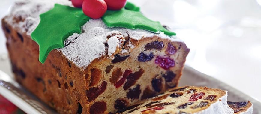 Recetas El Vesubio Navidad Fruit Cake El Rey De Los Postres - Postres-navideos