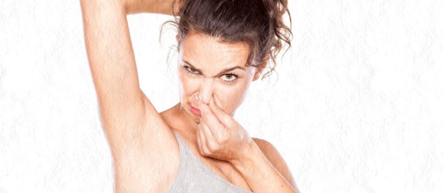 Desodorante natural con bicarbonato de sodio