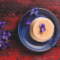 Receta postre fácil El Vesubio: Panacota de calabaza