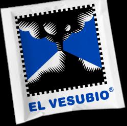 Logotipo Sodas El Vesubio