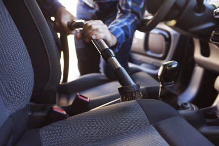 Tapicería del coche como nueva con este sencillo truco