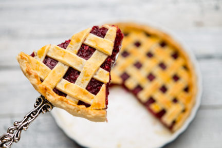It's Cherry time! Deliciosa receta de Cherry pie