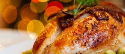 Receta de Navidad El Vesubio: Cómo preparar pavo relleno