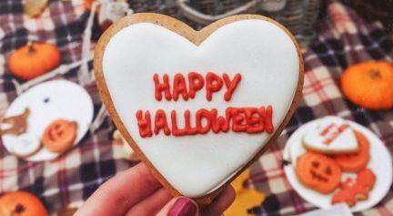 Cómo hacer galletas de Halloween | Receta El Vesubio
