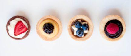 Receta El Vesubio: Mini pasteles de hojaldre y crema