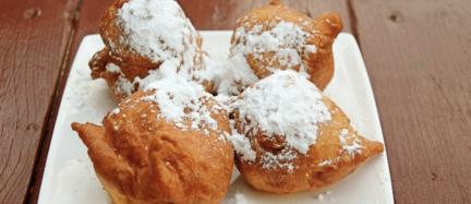 Receta El Vesubio: Buñuelos de calabaza valencianos