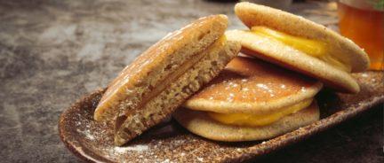 Receta El Vesubio: Dorayakis japoneses, tortitas japonesas caseras