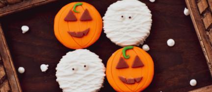 Receta galletas de Halloween muy fáciles
